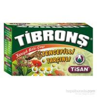 Tisan Tibronş Zencefilli Tarçınlı Kış Çayı