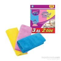 Parex Mikrofiber Comfort Temizlik Bezi 3 'lü