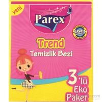 Parex Trend Temizlik Bezi 3 'lü