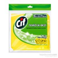 Cif Temizlik Bezi %30 Mıkrofiberli 101 gr