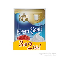 CarteD'or Krem Şanti Sade 70 Gr 3 Al 2 Öde