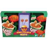 Knorr Kıtırlı Domates 10'lu Paket + Kulaklık Hediyeli!