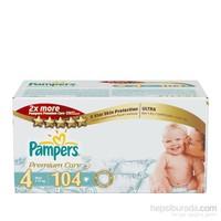 Prima Bebek Bezi Premium Care Fırsat Paketi 4 Beden 104 Adet
