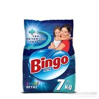 Bingo Renkli Beyaz Toz Çamaşır Deterjanı 7 Kg