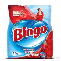 Bingo Automat Konsantre Çamaşır Deterjanı Lovely 1,5 kg