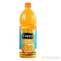 Cappy Meyve Suyu Pulpy Portakal Parçacıklı Pet 1 Lt