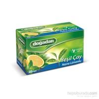 Doğadan Yeşil Çay Nane Limon 20'li Poşet
