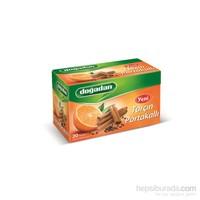 Doğadan Tarçınlı Portakal 20'li Poşet Bitki Çayı