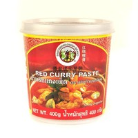 Pantai Pantai Red Curry Paste 400Gr