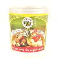 Pantai Pantai Green Curry Paste 400Gr