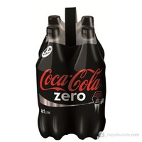 Coca-Cola Zero 4x1 L