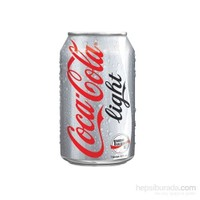 Coca Cola Light 330 ml 24 'lü