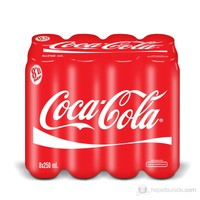 Coca-Cola 250 ml 8 'li kk