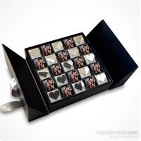 ChocChic Fiyonklu Fotoğraflı Çikolata