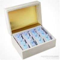 ChocChic Sandık Kutuda Mavi Tavşanlar
