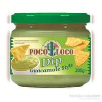 Poco Loco Guacomole (Avakado) Dip Sos 300 gr