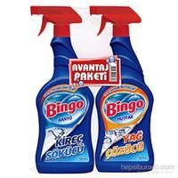 Bingo Sprey Yüzey Temizleyici 750 ml Banyo + Mutfak 750 ml