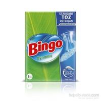 Bingo Dynamic Bulaşık Makinesi Toz Deterjanı Standart 1000 gr