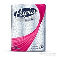 Papia Havlu 12'li