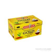 Güzel Çay 100 Adet Gold Selection Demlik Poşet Çay