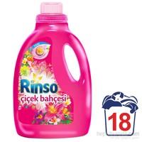 Rinso Sıvı Çamaşır Deterjanı Çiçek Bahçesi 1350 ML