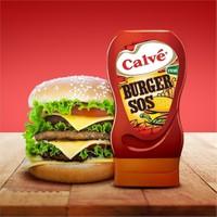 Calve Sos Burger 240 gr