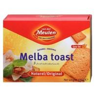 Van Der Meulen Melba Toast Original (Diktörtgen) 100Gr