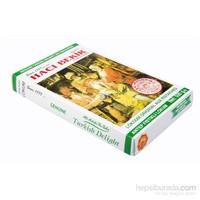 Antep Fıstıklı Lokum Kitap Kutu 500Gr