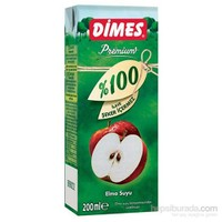 Dimes 1/5 100 Meyve Suyu Elma