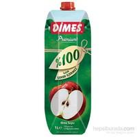 Dimes 1 Lt 100 Meyve Suyu Elma