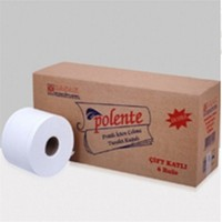 Polente Pratik İçten Çekmeli Tuv.Kağıdı 6 Lı