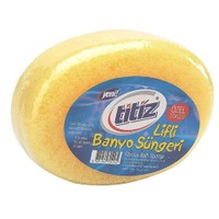 Titiz Lifli Banyo Süngeri