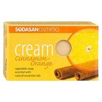 Sodasan Organik Portakal-Tarcınlı Sabun – 100Gr