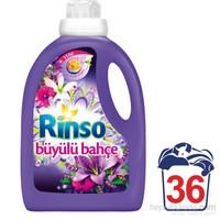 Rinso Sıvı Çamaşır Deterjanı Büyülü Bahçe 2700 ML