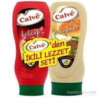 Calve Ketçap/Mayonez Set 400 / 335 gr