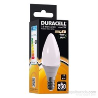 Duracell Led Ampul C70leddu E14 3.8w 250lm 2700K kk