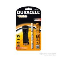 Duracell Led Fener CMP-5 Alüminyum Kompakt & Dayanıklı Serisi 3xDuracell AA pil hediyeli