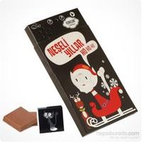 ChocChic Neşeli Yıllar Temalı Konuşan Çikolata