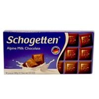 Schogetten Alpine Sütlü Çikolata 100 gr x 2 Adet