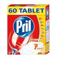 Pril Bulaşık Makinası 7 Tablet 60 'lı kk