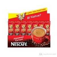 Nescafe 3 ü 1 Arada Original 18 gr x 56 Adet