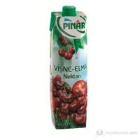 Pınar Meyve Nektarı Vişne Elma 1000 ml