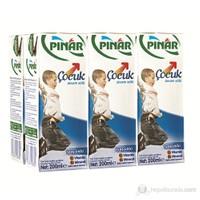 Pınar Süt Çocuk 6 'lı 200 ml