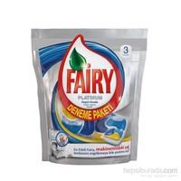 Fairy Platinum Bulaşık Makinesi Deterjanı Kapsülü 3 Yıkama