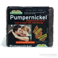 Mestemacher Siyah Çavdarlı Tam Tahıl Ekmeği 500 gr