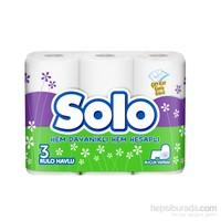 Solo Kağıt Havlu 3 'lü kk