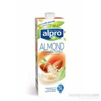 Alpro Şekersiz Badem Sütü 1 Lt