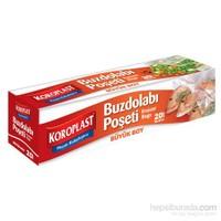 Koroplast Buzdolabı Poşeti Büyük Boy 20'li 30x45 cm