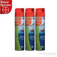 Bayer Sineklere Karşı Etkili Aerosol 300 ml X 3 Adet