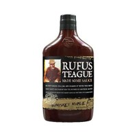 Rufus Teague Whiskey Maple Barbekü Sos 454 Gr